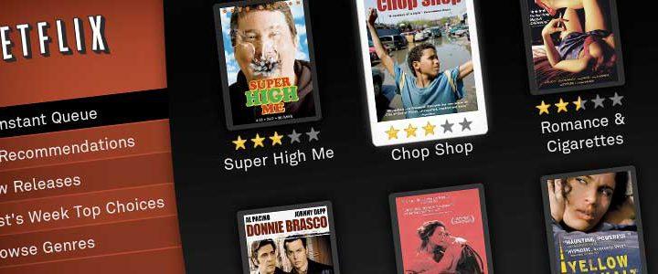 Sådan kommer du nemt igennem din lange Netflix-liste